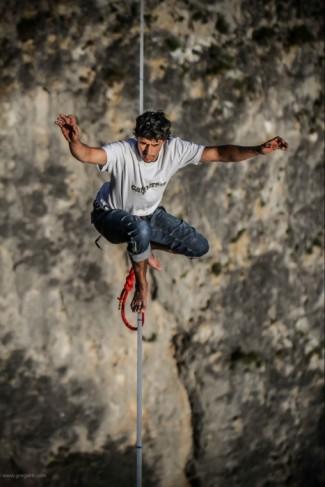 Natural Games - Highline
