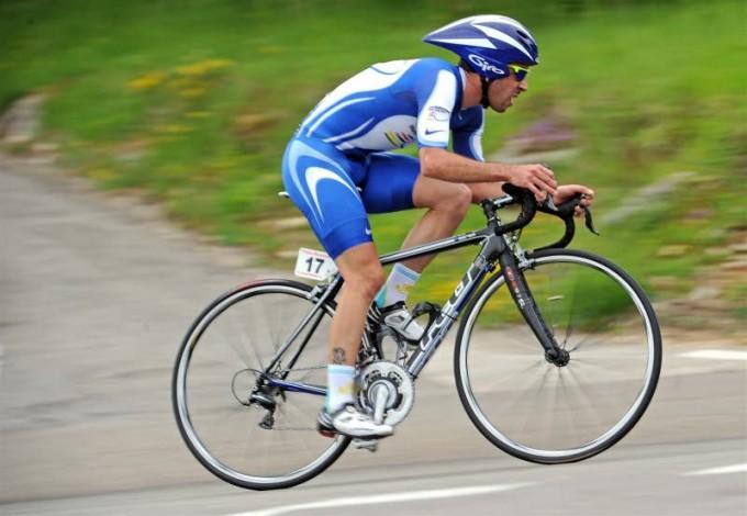 Musculation et cyclisme