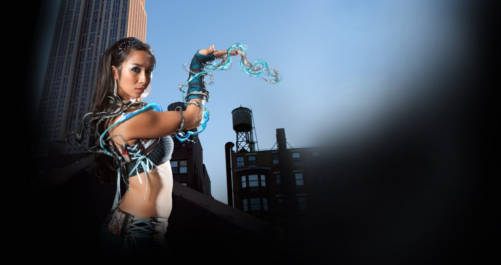 Anasma - International Urban Bellydance Collective
