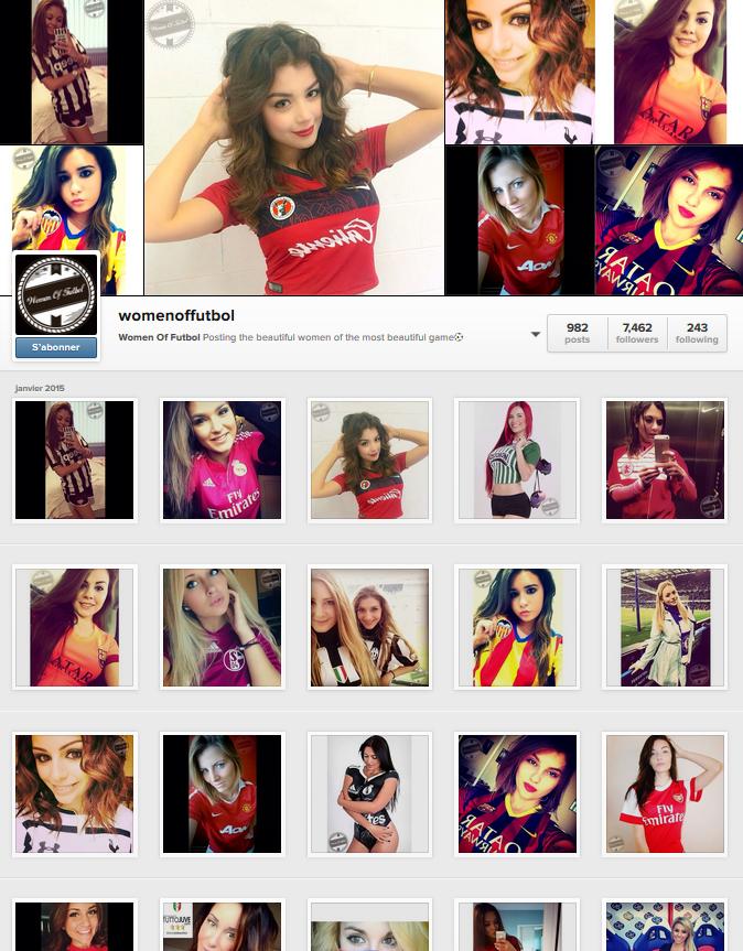 women of futbol