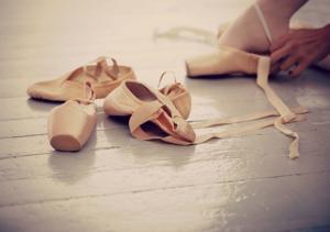 chaussons danse