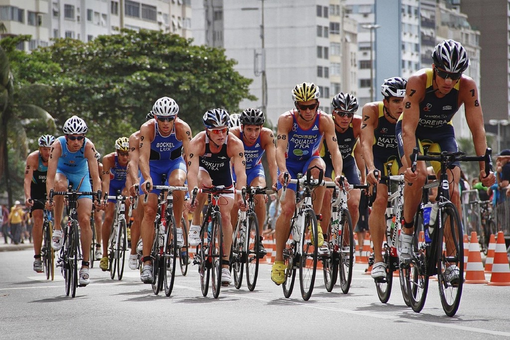 triathlon cyclisme