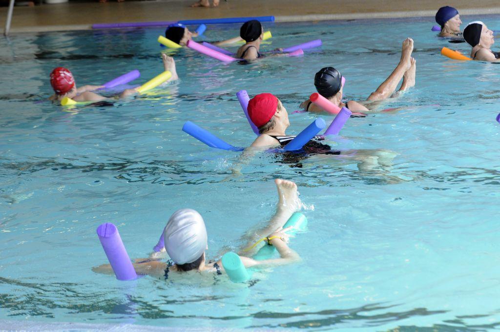 Se relaxer en faisant du sport avec les activit s for Club piscine repentigny noel